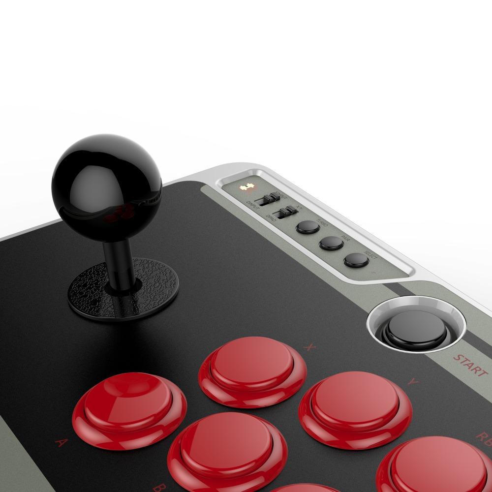 8Bitdo NES30 Arcade Stick  5