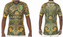 2019 hot newest high quality South Africa jerseys 100th Anniversary Edition South Africa rugby jerseys shirt S-3XL(China)