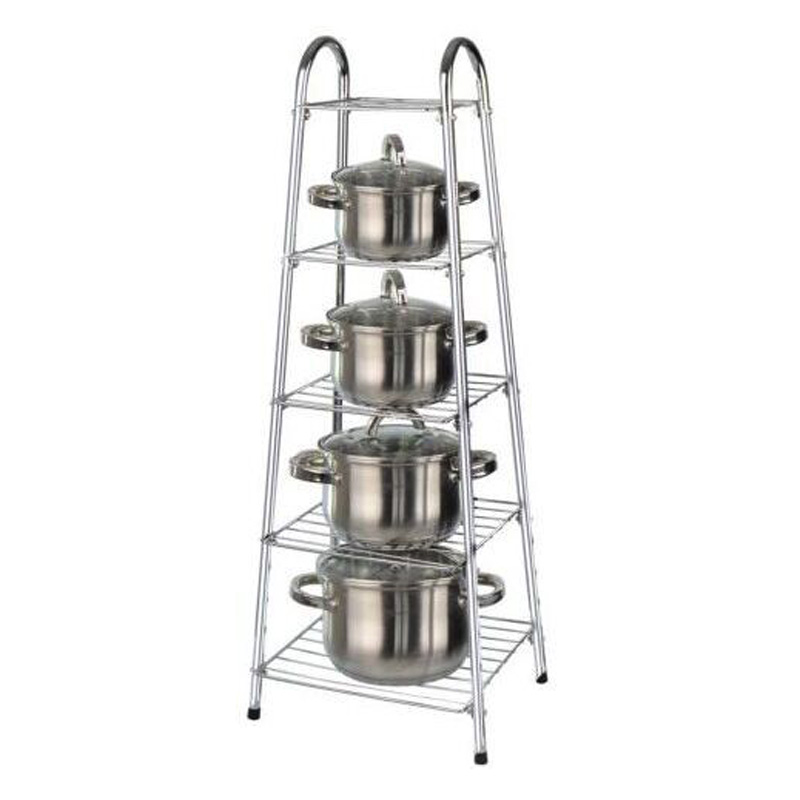 Good YONTREE 1 Pc 5 Layers Square Inserts Pot Rack Multifunctional Kitchen Storage  Rack For Kitchenware Save Space Organizer  In Storage Holders U0026 Racks From  ...