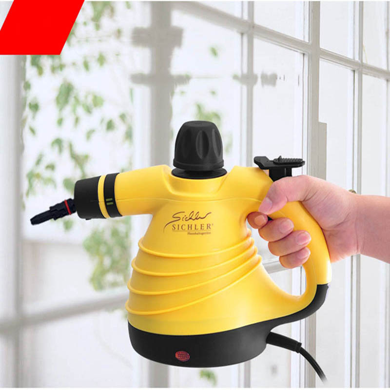 1pc High Temperature Handheld Steam Cleaning Machine/ Kitchen Range Hood Air Conditioner Cleaner GF0004 1400w high temperature steam cleaner mop handheld kitchen steam cleaning machine sc1 household steam cleaner