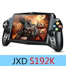 JXD S192K 7 zoll 1920X1200 Quad Core 4G/64 GB Neue GamePad 10000 mAh Android 5.1 Tablet PC Videospielkonsole 18 simulatoren/PC spiel