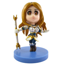 8CM Cute Heros Action Figure Model Toy Kids Gift Party Decoration PVC Action Figure toys Birthday Gift For Children 1 pcs 100