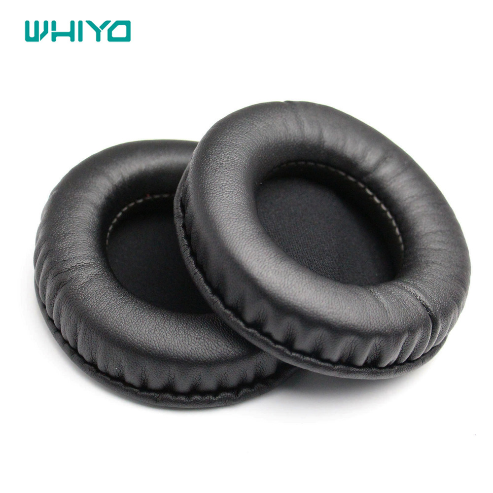 Whiyo 1 Pair of Ear Pads Cushion Cover Earpads Replacement Cups for SONY MDR-XD100 MDR-XD200 XD200 XD100 Headphones Accessories