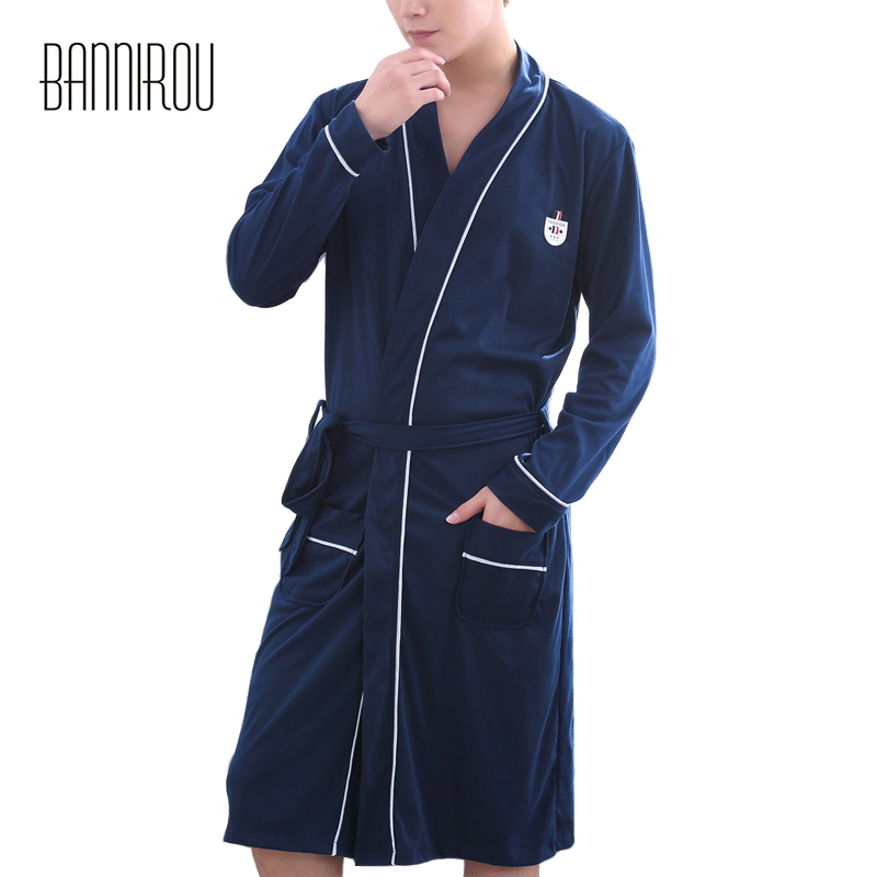 Matching Couple Bathrobe Woman Man 100% Cotton Solid Plus Simple Full Blue  Pink Loose Female Male Lover Spring Autumn Winter New-in Robes from  Underwear ... 6e42b05fb