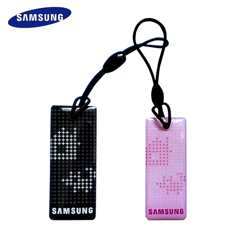2pcs Samsung Digital Door Lock Card RF KEY for 1321/2421/2320/5120/6020/P718/P910/PD728/PD920 Smart Tag Card SHS-RFID-Key