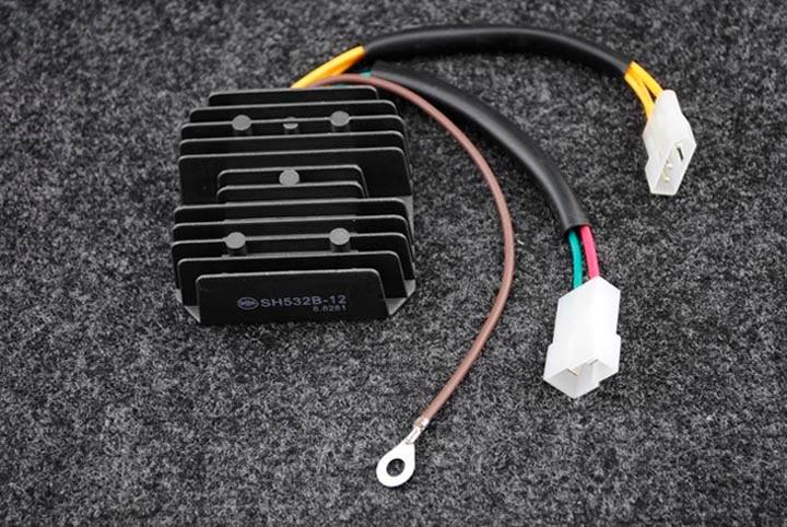 brand new Motorcycle Voltage Regulator Rectifier FOR BMW F650CS 2002 -2011 03 04 05 06 07 08 09 10 brand new motorcycle voltage regulator rectifier for bmw f650st 1997 1998