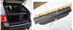 Trunk bezpieczeństwa Shade Hatch czarny pokrywa bagażnika Shieldfor ford edge 2011 2012 2013