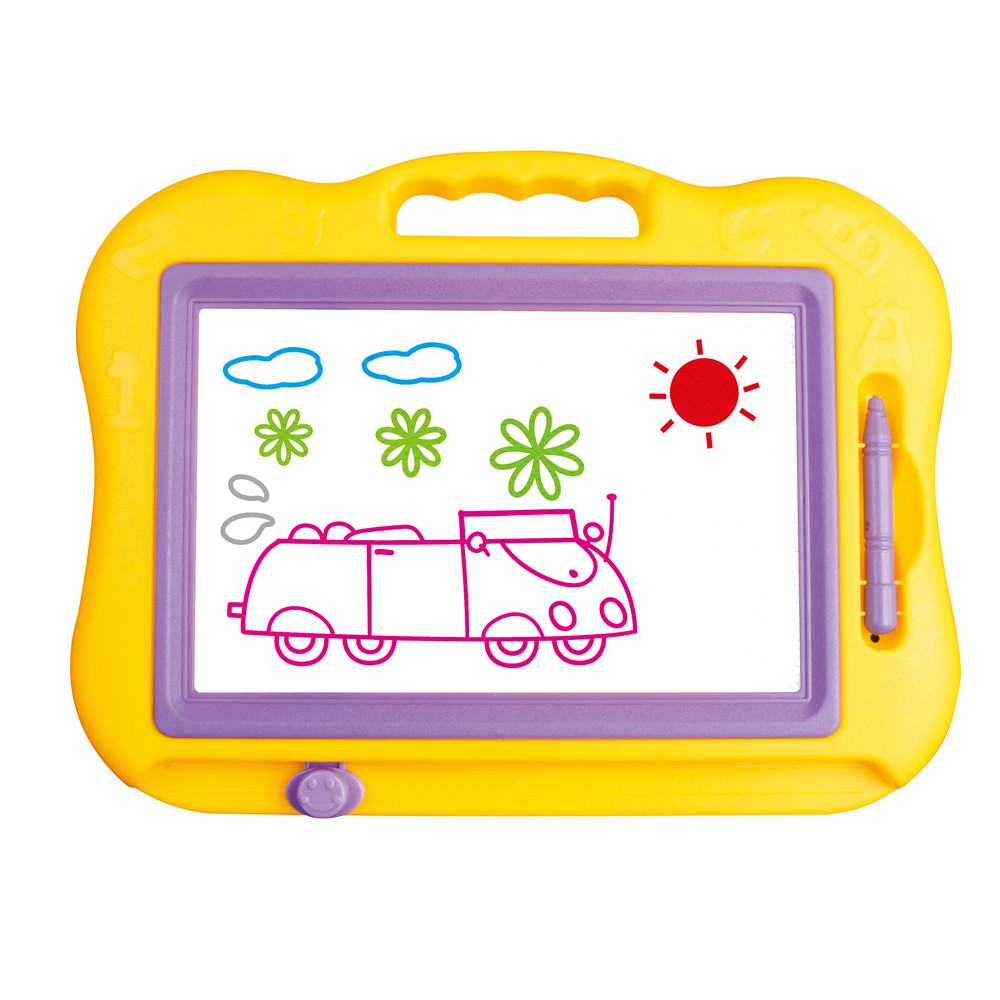 HIINST 2017 Children Kid Magnetic Writing Painting Drawing Graffiti Board Toy Preschool  ...
