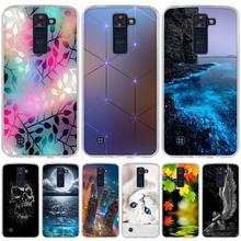 the best attitude 7c031 a95d4 Buy lg k8 back cover and get free shipping on AliExpress.com