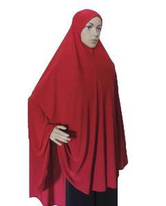 Image 5 - Khimar hiyab musulmán para mujer, pañuelo largo de mujer, Hijab islámico, ropa para rezar, árabe, Niqab, Burqa, cubierta de pecho de Ramadán, chal, gorro