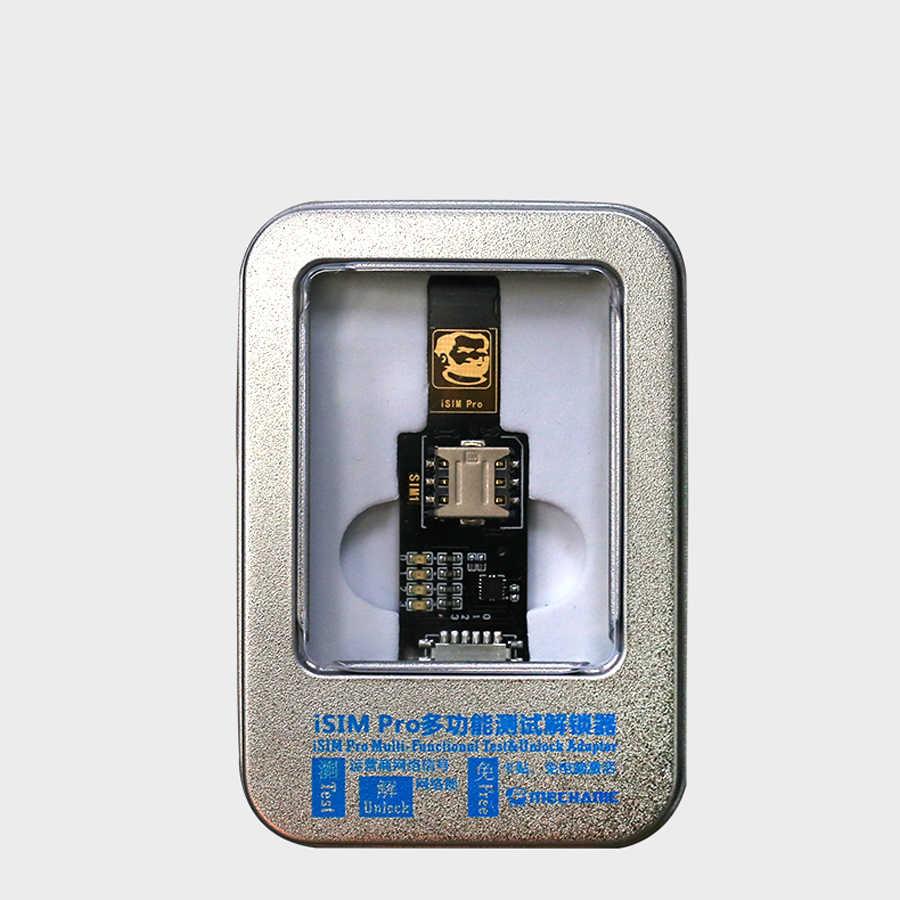 MECHANIC iphone три чистая тестовая сеть разблокировка устройства для телефона
