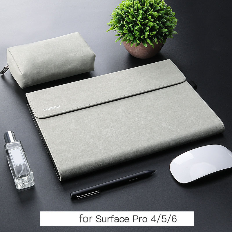 Image 5 - New Matte Tablet Sleeve Case for Microsoft Surface Pro 7 6 Case  Protective Shell Sleeve for 12.3 inch Surface Pro 4 5 Case BagTablets