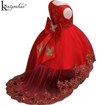 75a2655b Новинка, Vestidos, летнее платье для девочек, 2018 костюмы для детей ...