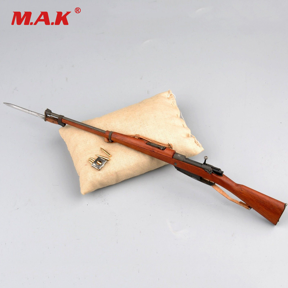 купить 1/6 Scale Solider Figure Accessory T1026 WWII WW2 Chinese Solider Use gun Rifle Model Fit For 12