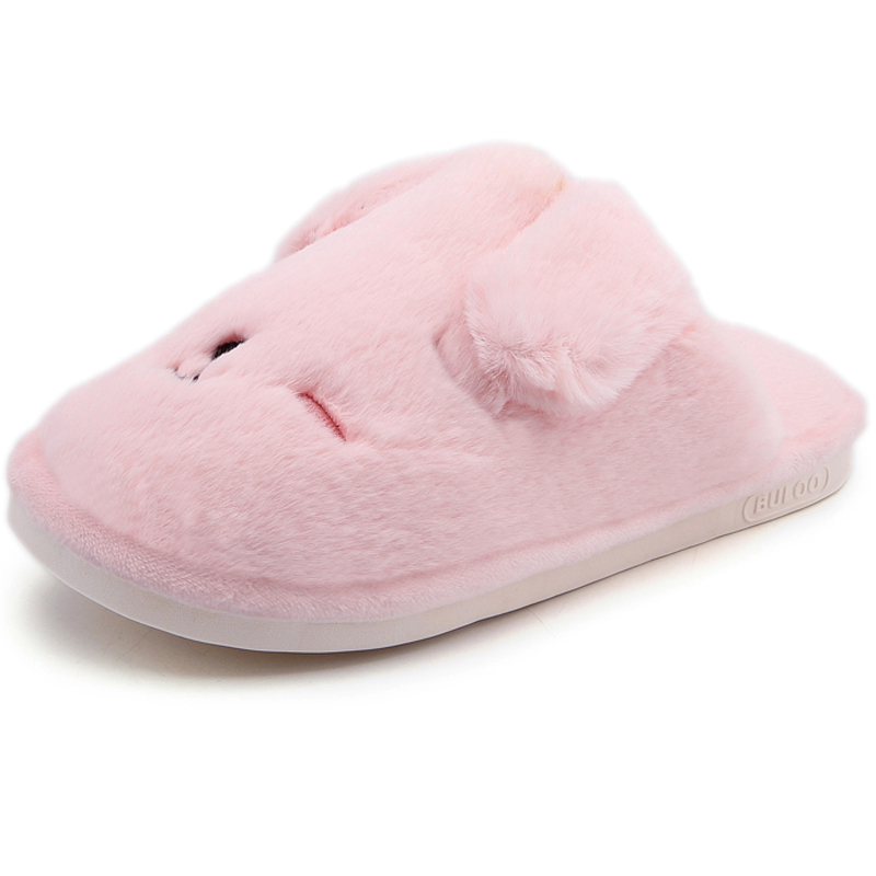 Rosa Slipper Slippers red Sandalias Rebaño Calzado De Zapatillas Moda Slippers Pink Toe Plana Nueva Mujeres Women Caliente purple Invierno Niñas Mujer Zapatos Colsed Casuales Color qgB4FRv