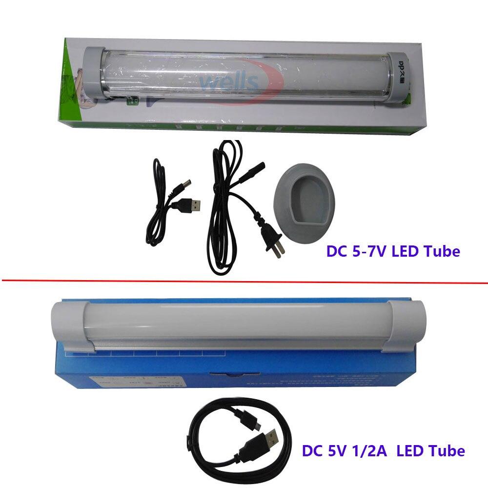 Camping SMD 5730 LED Tube ,DC5V 1/2A Multi Function