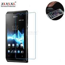 HD Soft film for sony Xperia E C1505 C1504 E1 D2105 E3 E4 e2115 E4G E5 screen protector protective film(China)