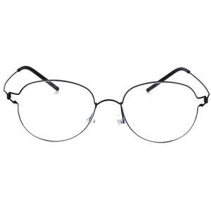 Image 3 - Hand made Titanium Vintage Optical Prescription Round Glasses Frame Lightweight Korean Style Retro Oculos de Grau for Men Women