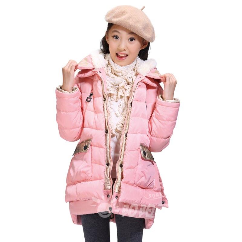Kadın çocuk pamuk-yastıklı ceket giyim kapüşonlu kalınlaşma pamuk-yastıklı ceket çocuk kadın fermuar giyim kış