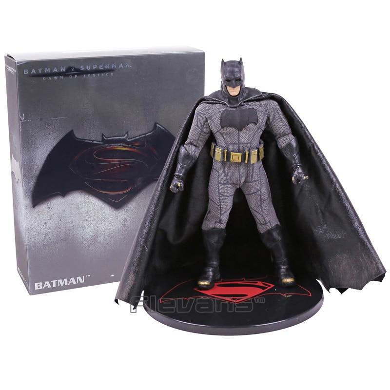 DC COMICS Batman V Superman Dawn of Justice Batman 1/12 Scale PVC Action Figure Collectible Model Toy 17cmDC COMICS Batman V Superman Dawn of Justice Batman 1/12 Scale PVC Action Figure Collectible Model Toy 17cm