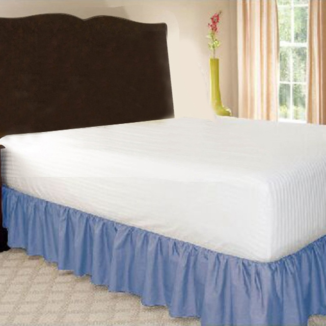 Blue Queen bed with drawers 5c64f31fa90c7