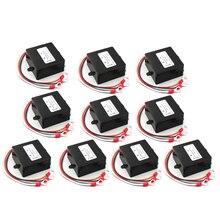 10PCS X Battery equalizer 2 X 12V used for lead acid batteris Balancer charger for Gel Flood AGM lead acid battery HA01
