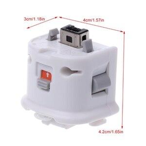 Image 5 - 1P akcesoria do gier 1PC zewnętrzny Motion Plus adapter czujnik do pilota zdalnego sterowania