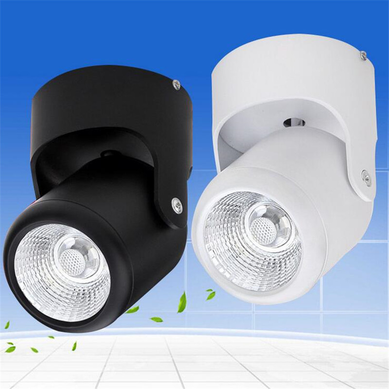 20w Led Surface Mounted: Aliexpress.com : Buy Dimmable 10W 20W COB LED Downlight