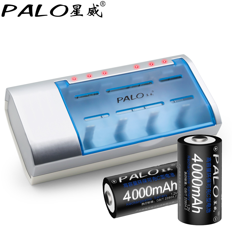 AAA 1.2V Ni-MH Rechargeable Battery GO!GREEN 12pcs  x AA LCD Smart Charger