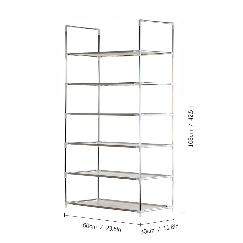 Up To 6-Tier Shoe Racks 22