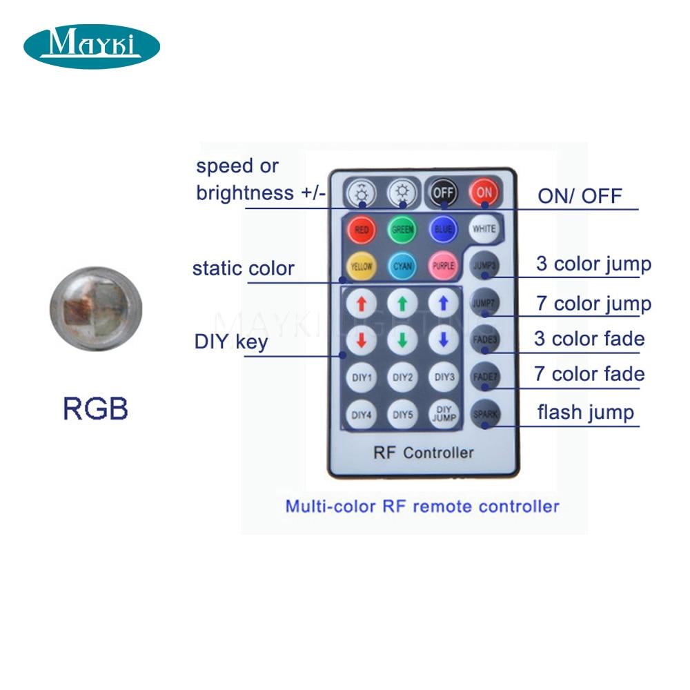 Maykit Fun fitness волоконно оптические сенсорные игрушки для детей с безопасным 3*0,75 мм волоконно оптическим кабелем 16 Вт RGB Оптическое волокно светодиодный излучатель - 5