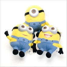 2019 NEW Movie Plush ToyS Minion Jorge Stewart Dave free shipping Minions snowman olaf Animals gifts for kids GIRLS