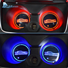 Airspeed 2pcs LED PERFORMANCE Car Coasters Cup Mats for BMW G30 F30 F34 F20 F10 F15 F16 F25 F26 F07 F48 E70 E90 E92 E60 E84 E87 review
