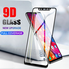 Protector de pantalla de vidrio templado 9D para Xiaomi, Protector de pantalla de vidrio templado para Xiaomi Mi 8 SE Mi 8 Lite