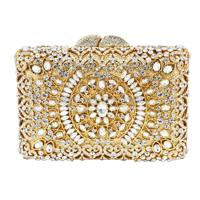 Deluxe Crystal Clutch bags Crystal Rhinestone Vines Wedding Prom Party Clutch Handbags and Evening Clutch Bags for Women 88247 tetris party deluxe