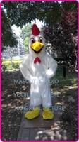 mascot plush chicken mascot costume white chicken cook rooster runner custom fancy costume anime cosplay kit mascotte 41233