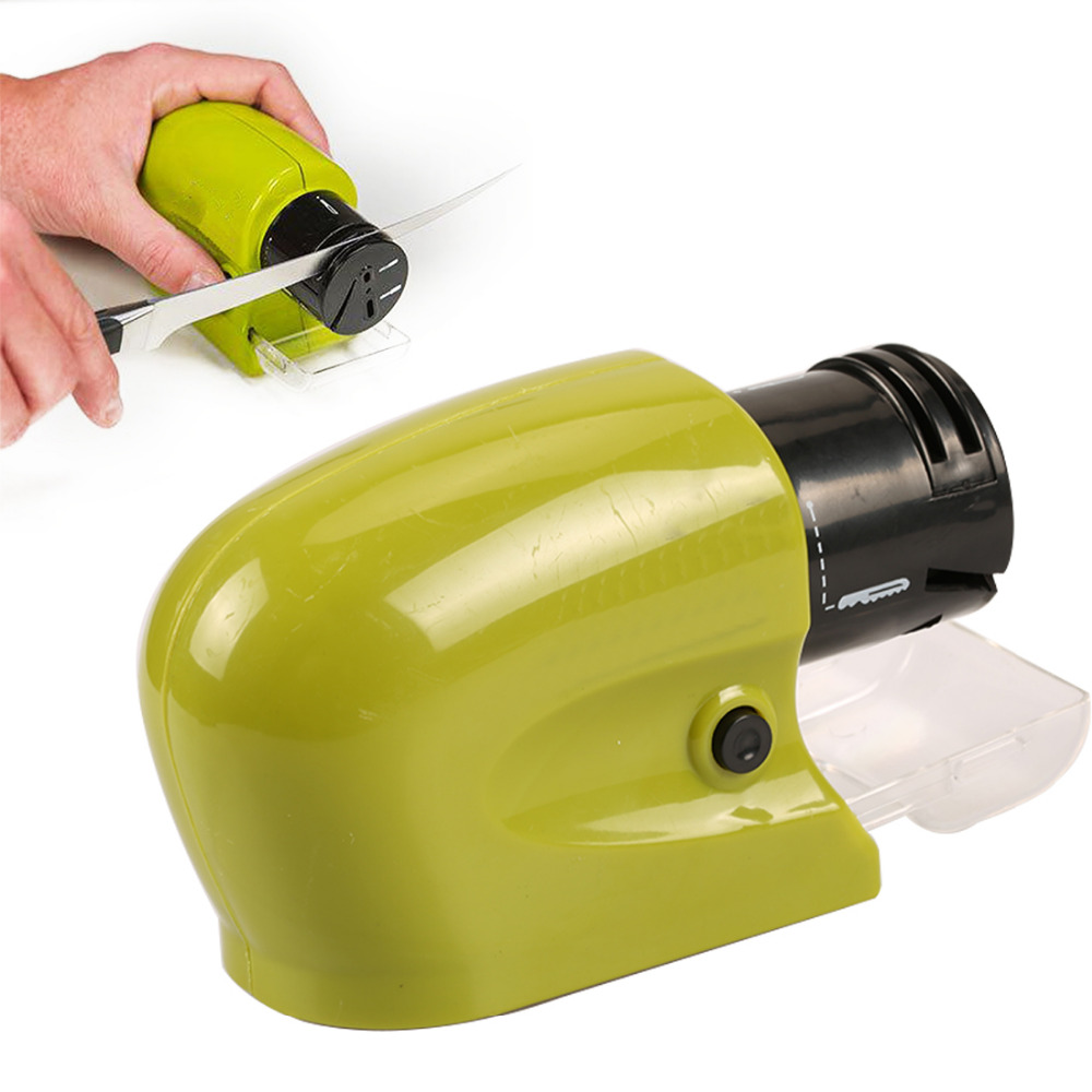 2018 Hot Sale Professional Electric Ceramic Knife Sharpener Sharpening Stone Kitchen Tool Sharpening System Grindstone Tools