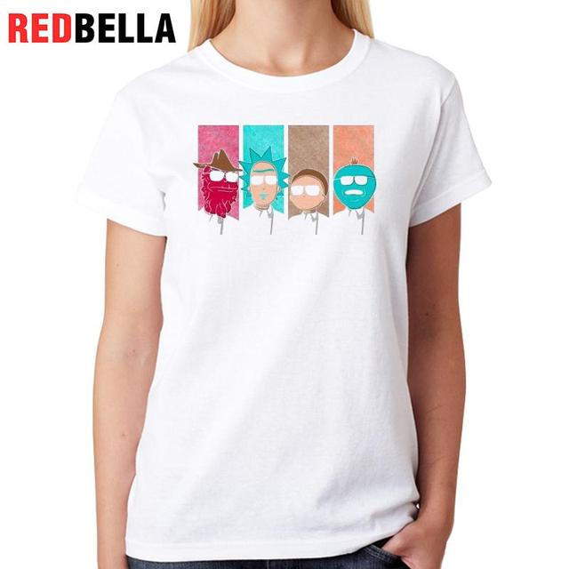 Redbella Pickle Woman Clothes Rick Morty Smith Four Figure Animal