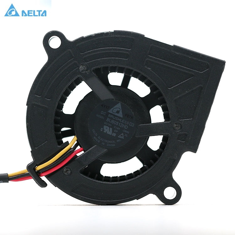 Delta BUB0512HD projector blower fan TS537 lamp 12V 0.18A high quality delta 12038 12v cooling fan afb1212ehe afb1212he afb1212hhe afb1212le afb1212she afb1212vhe afb1212me