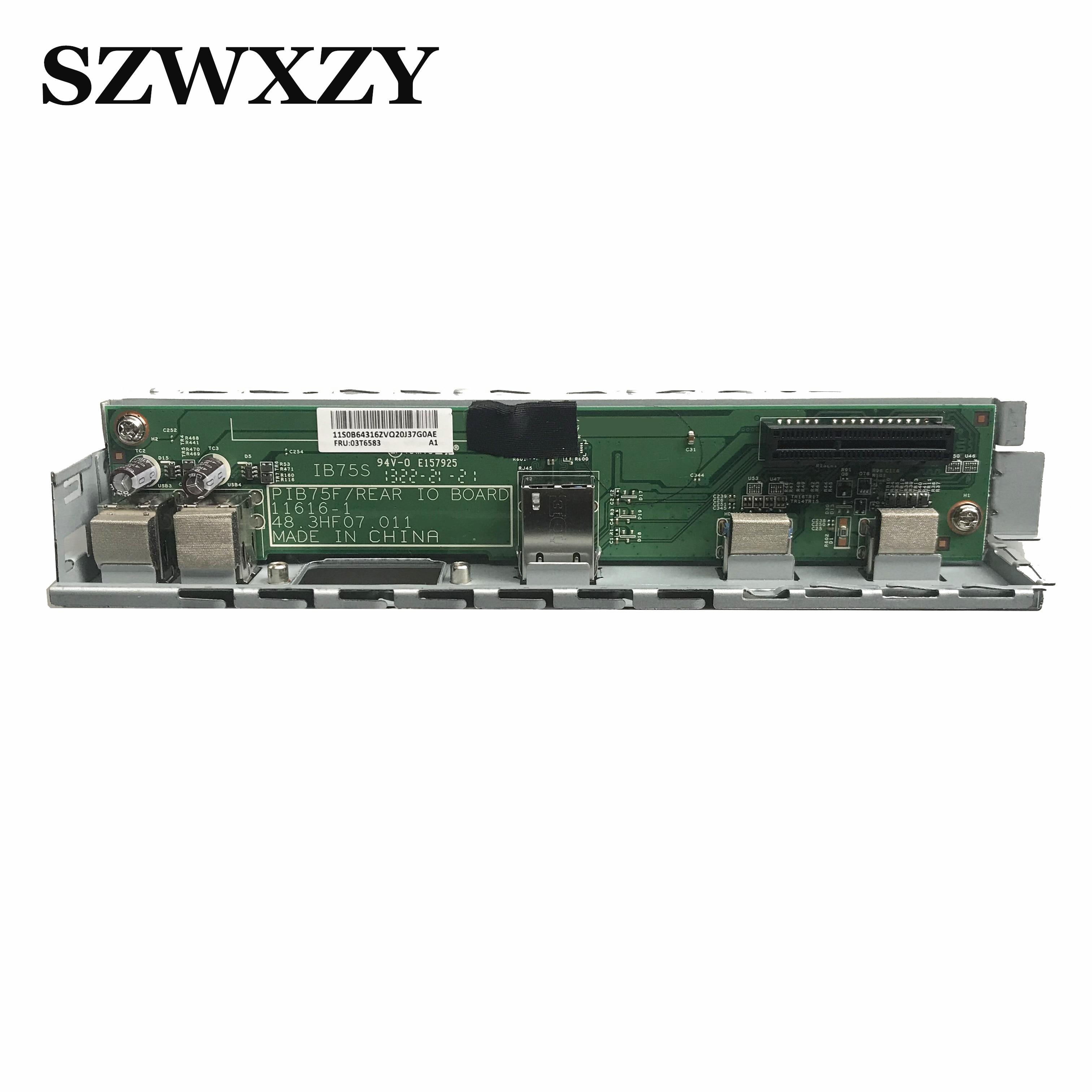 60 3HF02 001 03T6583 48 3HF07 011 For Lenovo ThinkCentre Edge 92z M92z AIO Rear USB