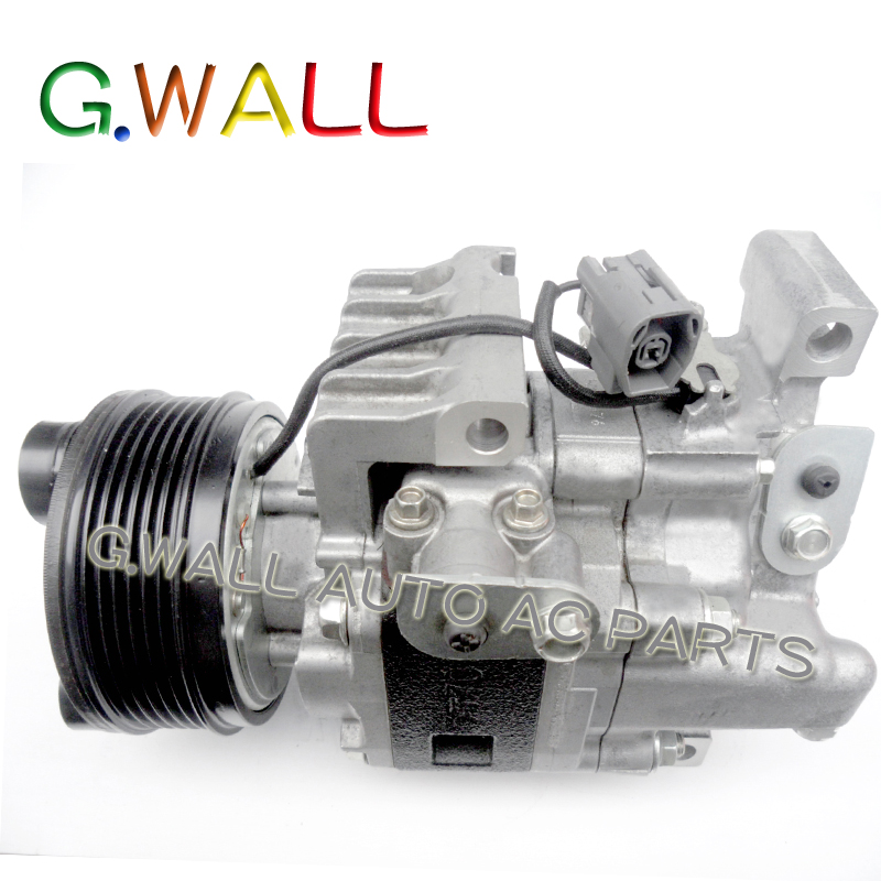 PANASONIC <font><b>Air</b></font> <font><b>Conditioning</b></font> Compressor For Car <font><b>Mazda</b></font> CX-7 (2007-2008) OEM H12A1AL4A1/H12A1AL4HX/H12A1AL4A0/EGY1-61-45Z/