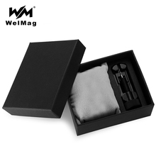 WelMag Brand Exquisite Jewelry Gift Box for Necklace Bracelet Earrings Rings Jewelry Packaging For Jewelry Gift Boxes
