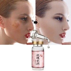 Face Cream Rose Hydrating Moistening Essence Whitening Blemish Remove Acne Anti Wrinkle For Face Skin Care Serum