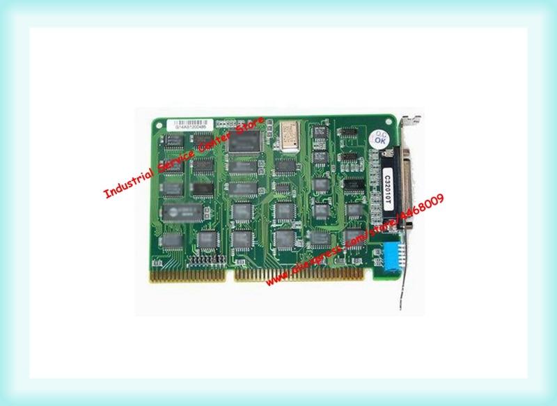 Original multi-port serial card C320110T ISA multi-port serial cardOriginal multi-port serial card C320110T ISA multi-port serial card
