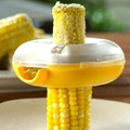 kitchen accessories gadgets corn stripper peeler remove corn separator fruit vegetable tools accesorios de cocina spiral slicer
