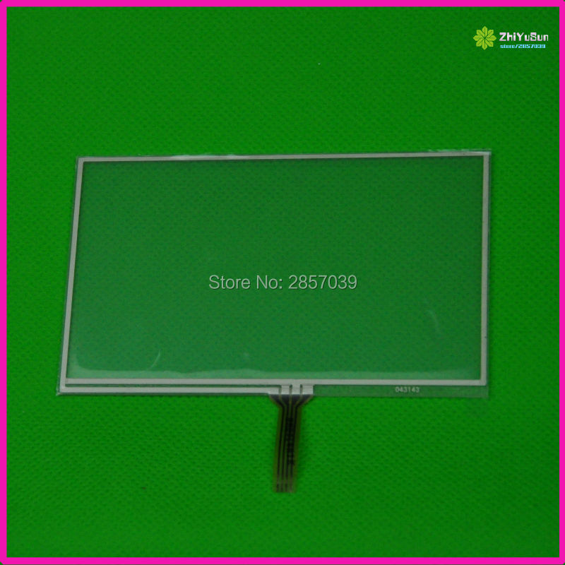 4.3Inch 4Wire Resistive TouchScreen Panel Digitizer for AT043TN13 102x63mm TOUCHSENSOR 043143