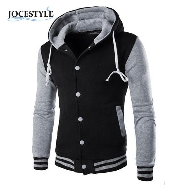 Brand New Men Sweatshirt Male 2016 Autumn Winter Hooded Hoodies Hip Hop Suit Casual Pullover Men's Tracksuits Masculino