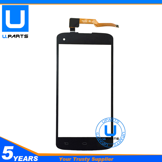 2PC/Lot Original Touch Panel For Philips i908 Touch Front Glass Sensor Digitizer Replacement Black Screen