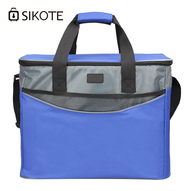 Sikote 34l Insulation Lunch Box Keep Fresh Women Men Thermal Food Ice Pack Picnic Office