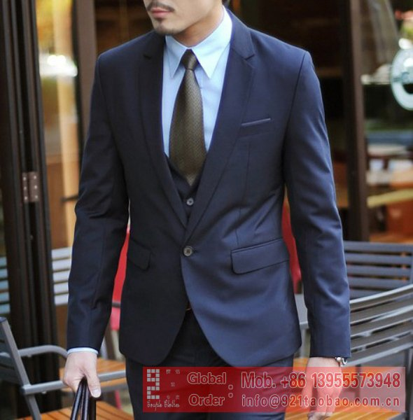 2012 Sping Design Wedding Mens Suit Slim Mens Suits Casual Suits